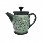 Crackle Teapot