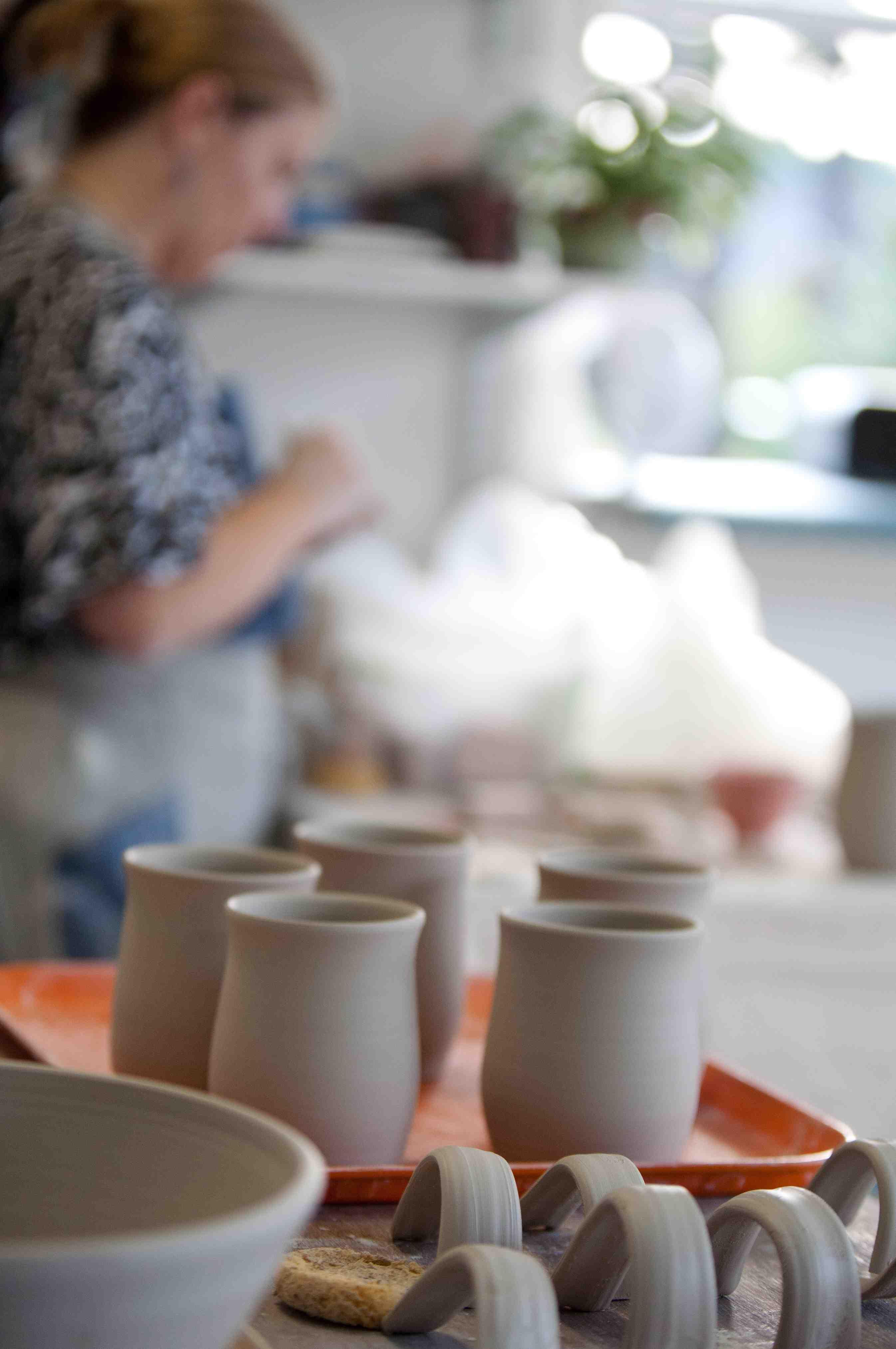 Compound Pottery
